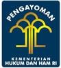Logo Kementrian Hukum dan HAM